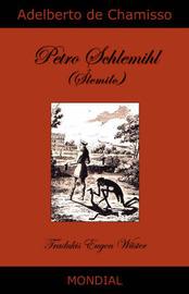 Petro Schlemihl (La Homo Sen Ombro, En Esperanto) by Adelberto de, Chamisso image