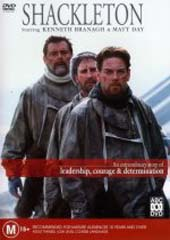 Shackleton on DVD