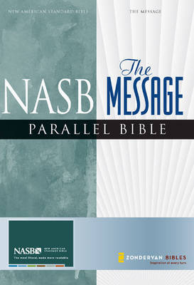 NASB/The Message Parallel Bible image