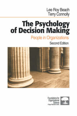 The Psychology of Decision Making by Lee Roy Beach image
