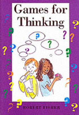 Games for Thinking by Robert Fisher image