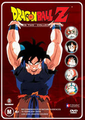 Dragon Ball Z - Series 2 Box 2 on DVD