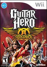 Guitar Hero: Aerosmith for Wii