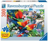 Ravensburger 300 Piece Large Format Jigsaw Puzzle - Tropical Bird