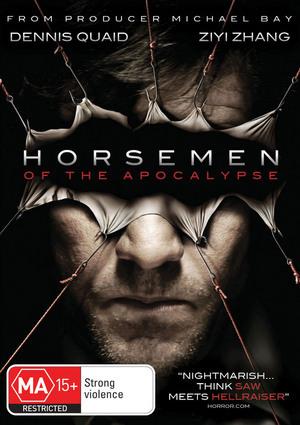 Horsemen of the Apocalypse on DVD