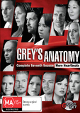 Grey's Anatomy - Season 7 on DVD