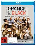 Orange is the New Black - Season Two (3 Disc Set) on Blu-ray