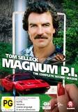 Magnum P.I Season 2 DVD