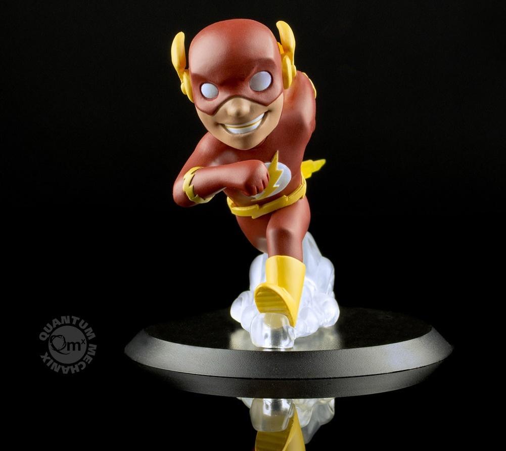DC Comics - Flash Q-Pop Vinyl Figure image