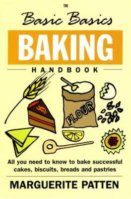 The Basic Basics Baking Handbook by Marguerite Patten image