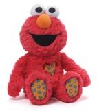 Sesame Street: Elmo Patch - 25cm Plush