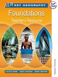 New Key Geography Foundations: Teacher's Resource with CD-Rom by David Waugh image