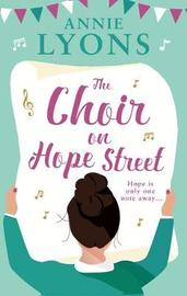 The Choir on Hope Street by Annie Lyons image