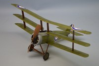 Dumas: Sopwith Triplane - Model Kit