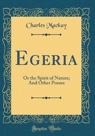 Egeria by Charles Mackay image