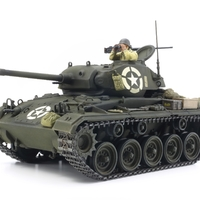 Tamiya: 1/35 M214 Chaffe - Scale Model