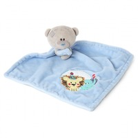 Me To You: Tiny Tatty Teddy - Comforter (Blue) image