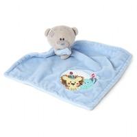 Me To You: Tiny Tatty Teddy - Comforter (Blue)