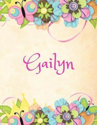 Gailyn by Jane April