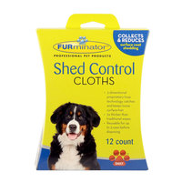 Furminator: Shed Control Cloths - 12pack