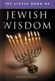 The Little Book of Jewish Wisdom by Martin Horan image