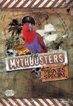 Mythbusters - Pirates Special (2 Disc Set) on DVD