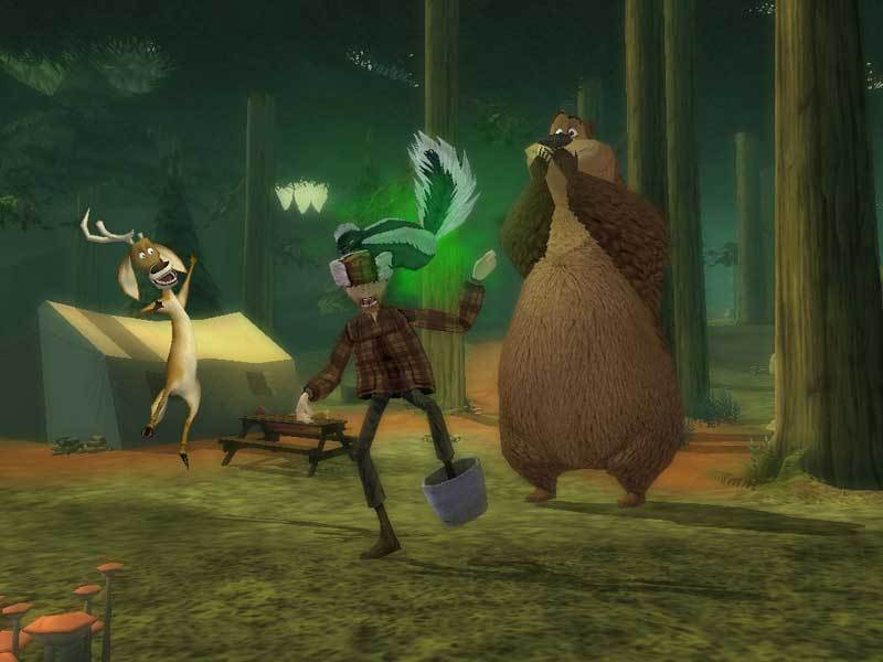 Open Season for PlayStation 2 image