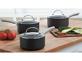 Stanley Rogers Techtonic Cookware Set image