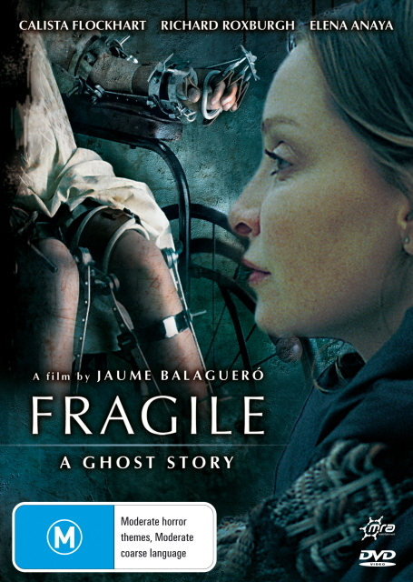 Fragile - A Ghost Story on DVD