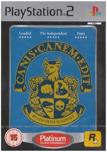 Canis Canem Edit (aka Bully) for PS2