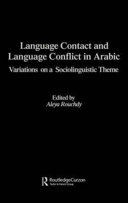 Language Contact and Language Conflict in Arabic image