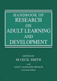 Handbook of Research on Adult Learning and Development image