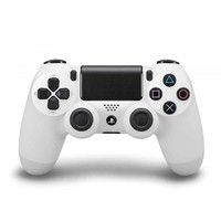 PlayStation 4 Dual Shock 4 v2 Wireless Controller - White for PS4