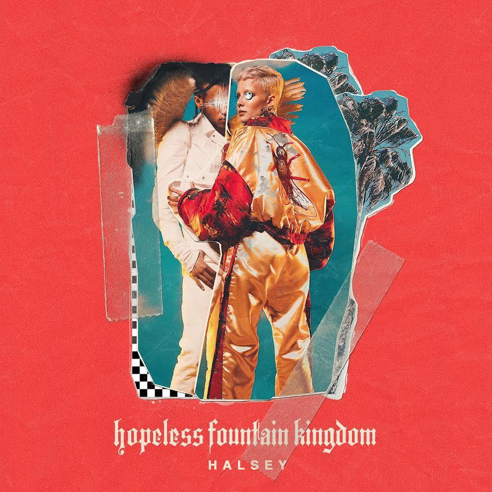 hopeless fountain kingdom (Deluxe Edition) by Halsey image