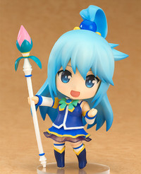 KonoSuba: Nendoroid Aqua - Articulated Figure