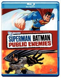 Superman/Batman: Public Enemies on Blu-ray