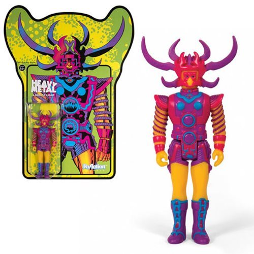 686171c45b0 Heavy Metal  Lord of Light - ReAction Figure image ...