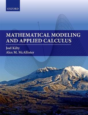 Mathematical Modeling and Applied Calculus by Joel Kilty image