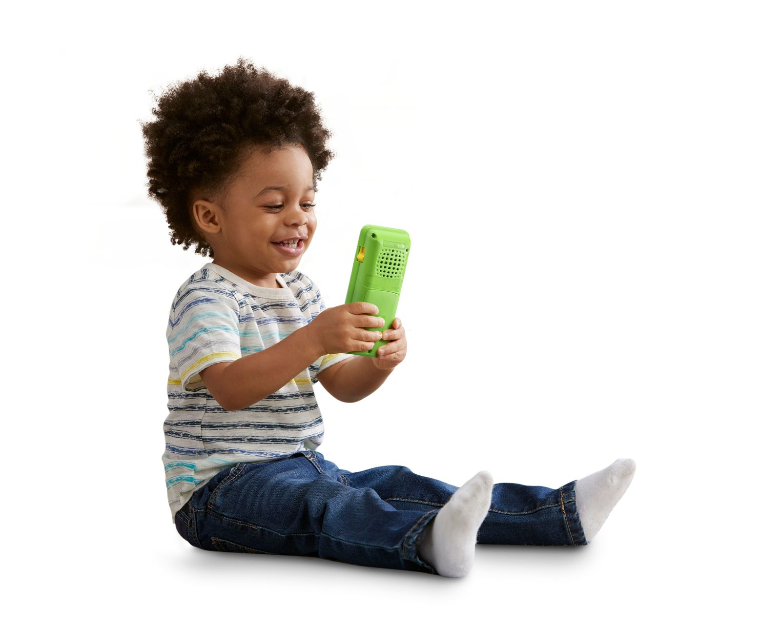 Leapfrog: Chat & Count Smart Phone - Green image