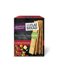 Huntley & Palmers: Flat Bread - Sundried Tomato (125g)
