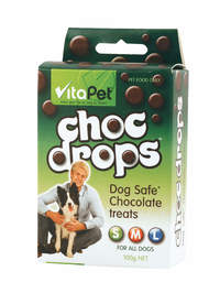 Vitapet: Choc Drops (100g)
