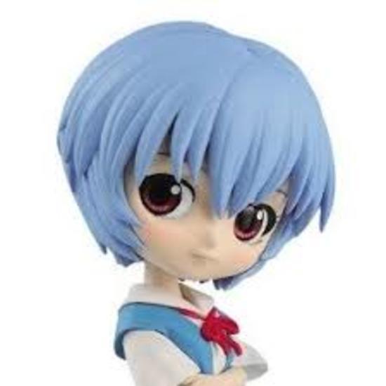 Evangelion: Rei Ayanami (Ver.1) - PVC Figure image