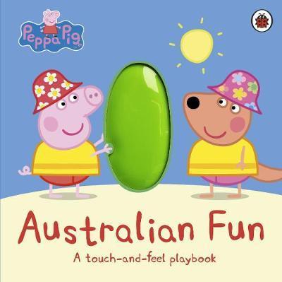 Peppa Pig: Australian Fun by Ladybird