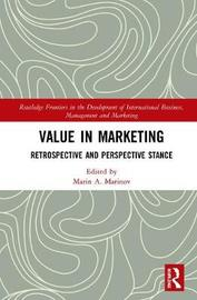 Value in Marketing