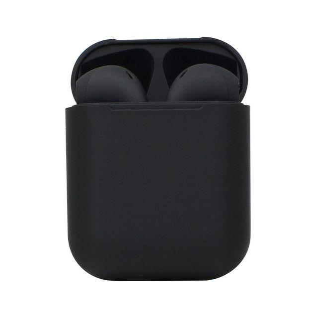 InPods 20: Wireless Bluetooth 5.0 Earbuds - Coal Black