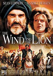 The Wind And The Lion on DVD