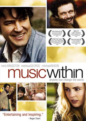Music Within on DVD image