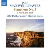 Symphony No. 3 - Cross Lane Fair by Peter Maxwell Davies