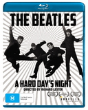 A Hard Day's Night on Blu-ray