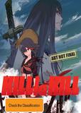 Kill La Kill - Volume 01 (Limited Edition) on Blu-ray
